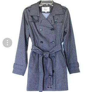 GH Bass & Co Water Resistant Trench Coat